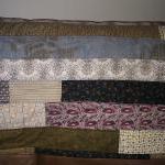 modern patchwork handmade quilt in ..