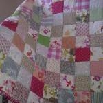 Patchwork Quilt Girls Quil..